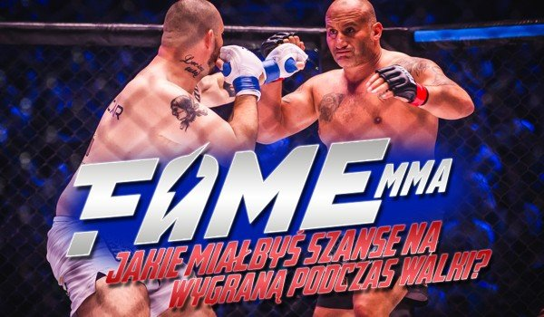 Ile % szans miałbyś na wygranie walki podczas Fame MMA?