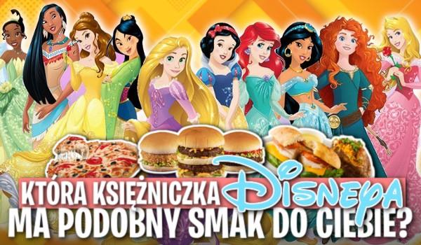 Która księżniczka Disneya ma podobny smak do Ciebie?
