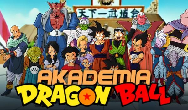 Akademia Dragon Ball! Zdrapka