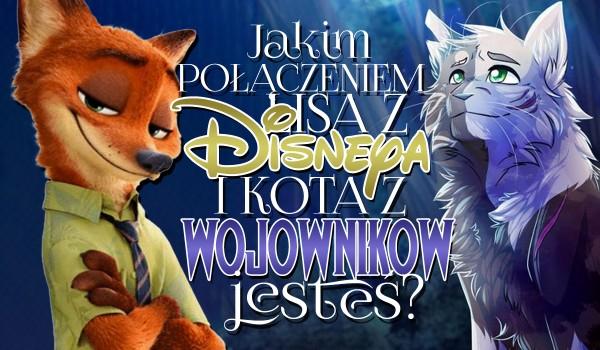 """Jakim połączeniem lisa z Disneya i kota z ,,Wojowników"""" jesteś?"""