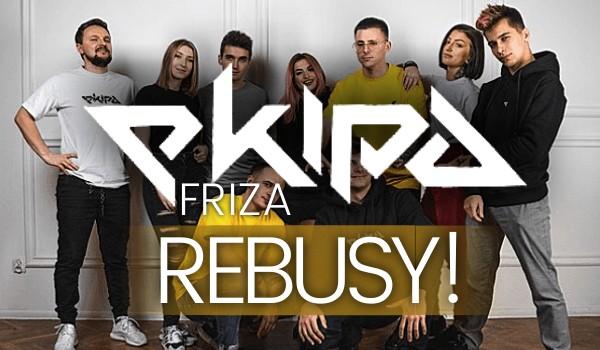 Ekipa Friza — Rebusy
