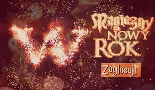 Magiczny Nowy Rok – Głosowanie!
