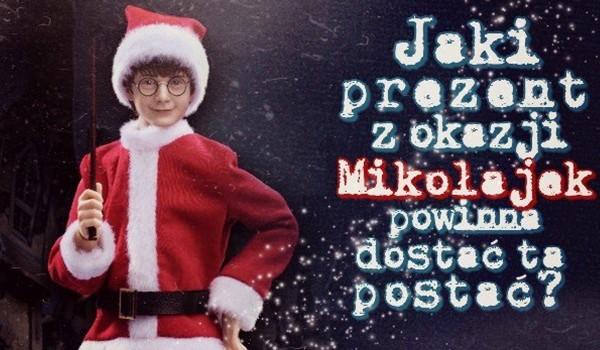 """Jaki prezent z okazji Mikołajek powinna dostać ta postać z ,,Harry'ego Pottera""""? – Głosowanie!"""