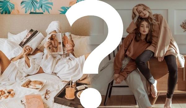 """9 trudnych pytań z serii ,,Co wolisz?"""" – Edycja przyjaźń!"""