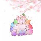Kitsune-Sakura