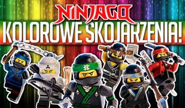 Kolorowe skojarzenia Ninjago!