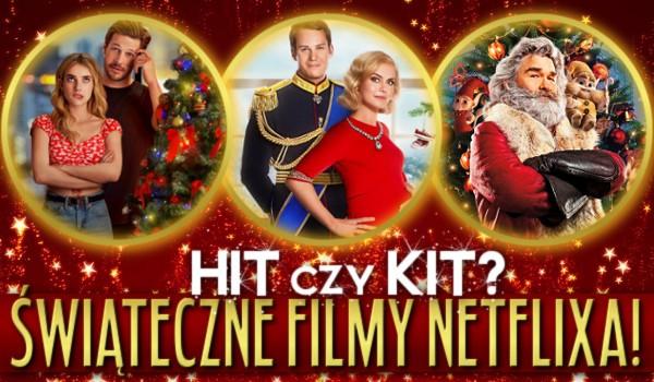 Świąteczne filmy Netflixa – Hit czy kit?