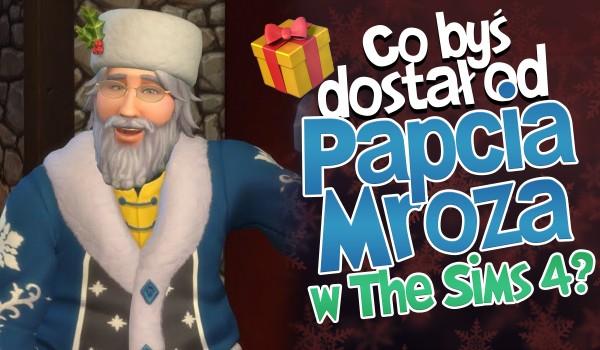 Co dostałbyś od Papcia Mroza w The Sims 4?