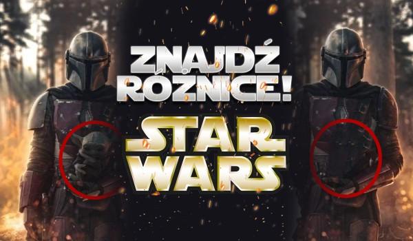 Znajdź różnice! – Star Wars