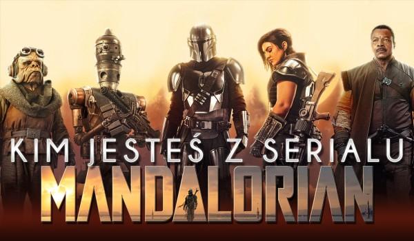 """Którą postać z serialu """"The Mandalorian"""" przypominasz? Sprawdź!"""