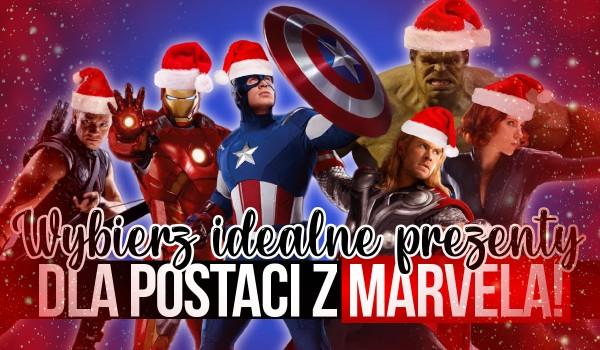 Jaki świąteczny prezent byłby idealny dla tej postaci z Marvela? – Głosowanie!