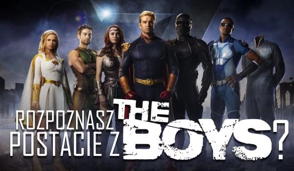 """Czy rozpoznasz postacie z serialu """"The Boys""""?"""
