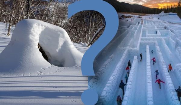 """12 lodowatych pytań z serii """"Co byś wolał?"""" o zimie!"""