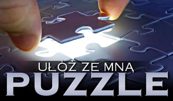 Ułóż ze mną puzzle!