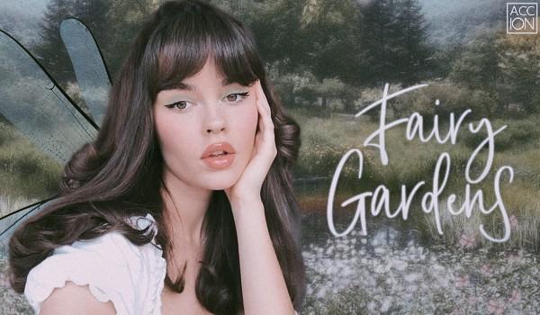 Fairy gardens – one shot