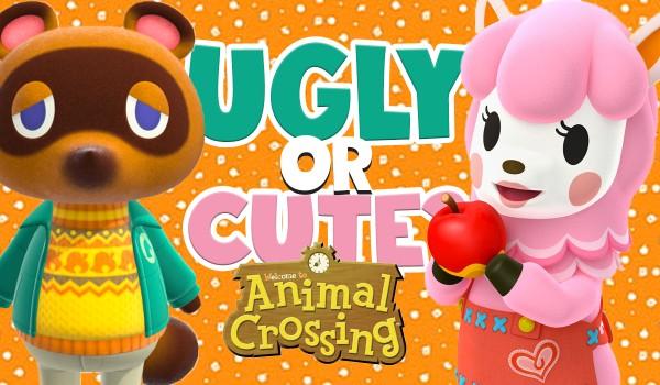 Ugly or Cute? – Wersja dla fanów Animal Crossing!