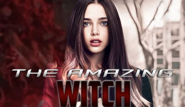 The Amazing Witch #01