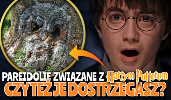 """Pareidolie związane z ,,Harrym Potterem""""! – Czy Ty też je dostrzegasz?"""