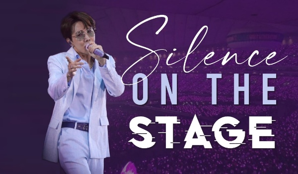 silence on the stage |BTS|