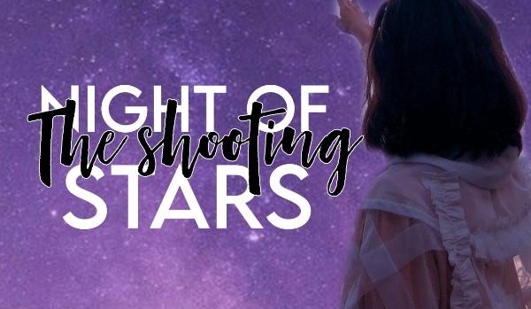Night of shooting stars[1/3] – Blask meteoru.