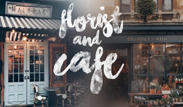 Floris and cafe – prologue & characters