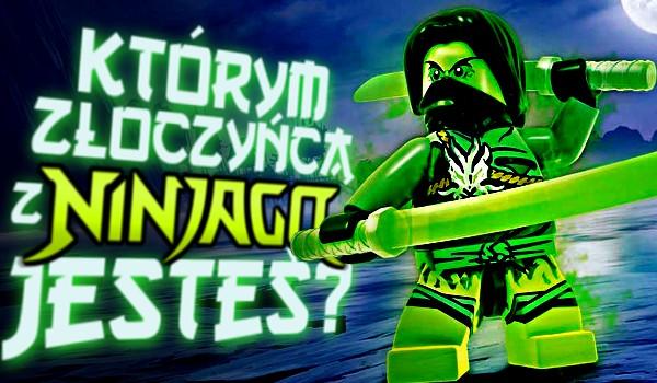 Którym złoczyńcą z Ninjago jesteś?