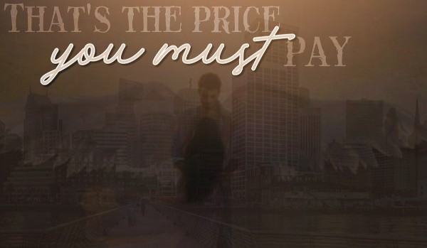 That's the price you must pay |character representation|
