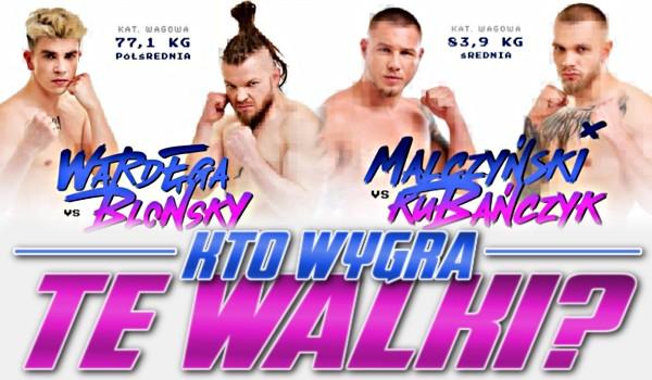 Fame MMA 9: kto wygra te walki?