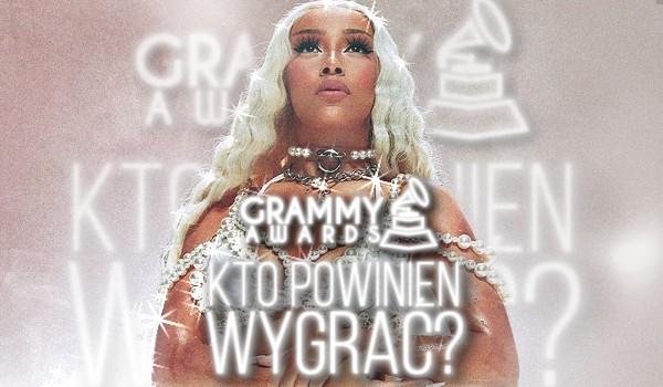 Grammy 2021: Kto powinien je wygrać?