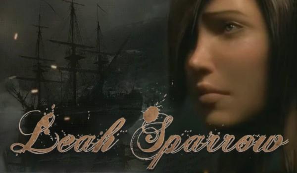 Leah Sparrow #1