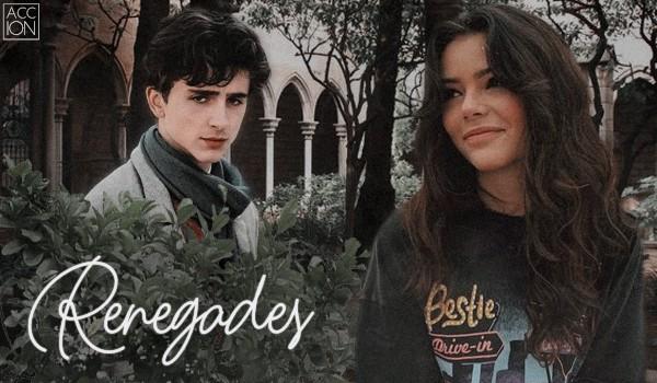 Renegades |Regulus Black| 01. Prolog