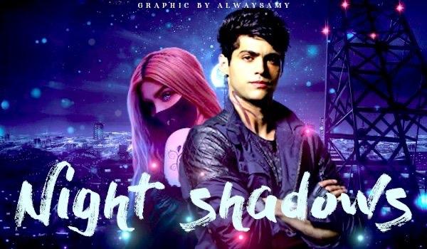 Night Shadows [opowiadanie interaktywne] – 1