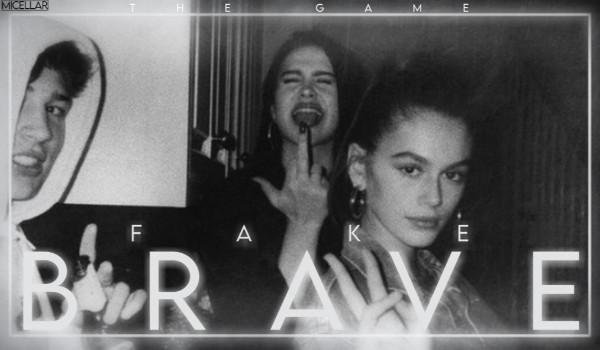Fake Brave |character representation & prologue|
