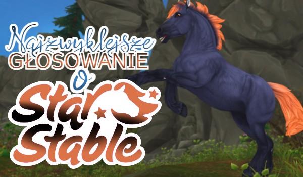 Najzwyklejsze głosowanie o Star Stable Online!