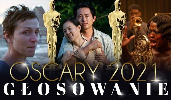 Oscary 2021 – głosowanie