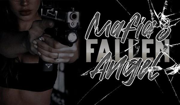 mafia's fallen angel — one shot
