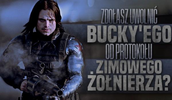 Zdołasz uwolnić Bucky'ego od protokołu Zimowego Żołnierza?