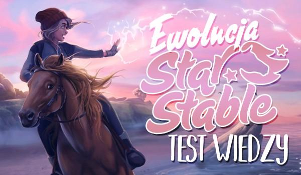 Ewolucja Star Stable – Test wiedzy