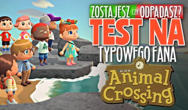 Zostajesz czy odpadasz? – Test na typowego fana Animal Crossing!
