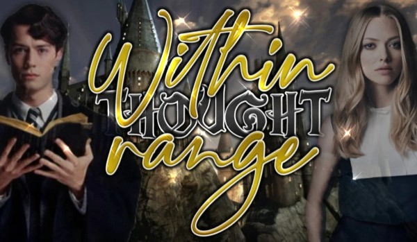 Within thought range ~ Character representation and prologue