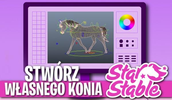 Stwórz własnego konia w Star Stable!