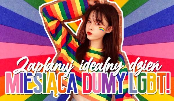 Zaplanuj idealny dzień miesiąca Dumy LGBT!