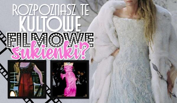 Czy rozpoznasz kultowe filmowe sukienki?