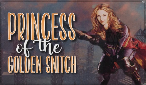Princess of the golden snitch ~ Prolog ~
