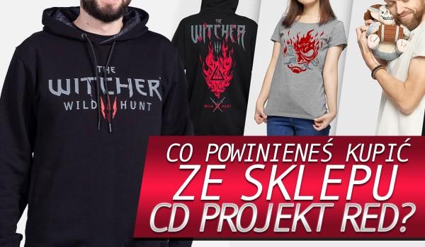 Co powinieneś kupić ze sklepu CD Projekt RED?