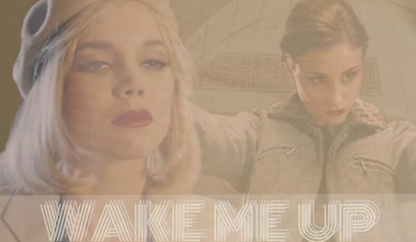wake me up — poem independent.