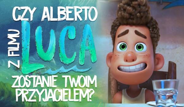 """Czy Alberto z filmu """"Luca"""" zostanie Twoim przyjacielem?"""