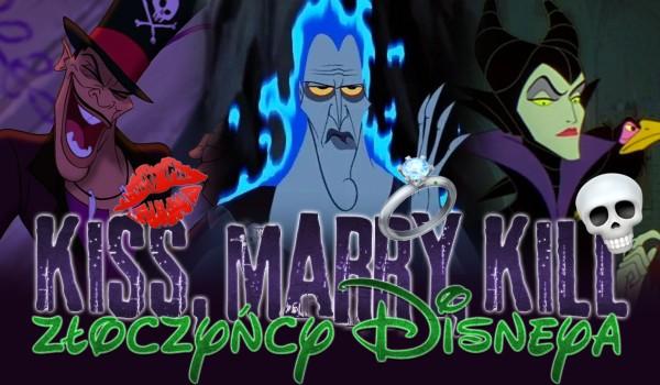 Kiss, marry, kill – Złoczyńcy z Disneya!