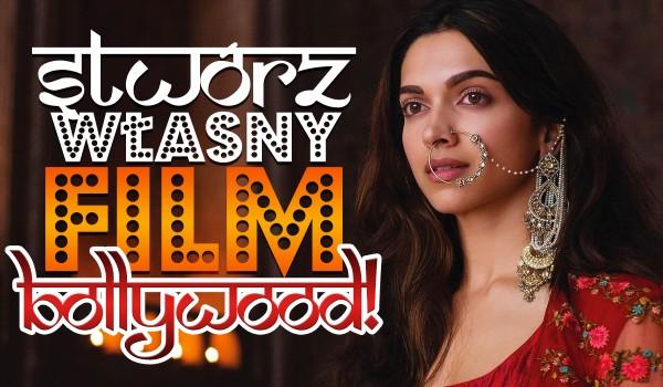 Stwórz własny film bollywood!