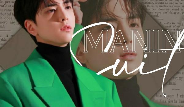 Man in suit — 1/2